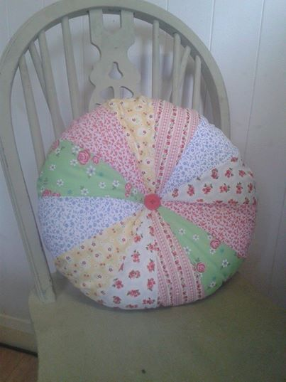 Sweet Squishy Cushion