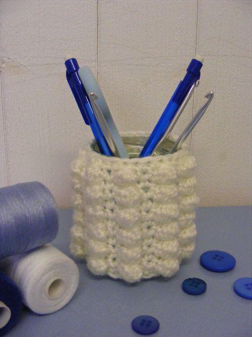 Crochet Hanger (2)